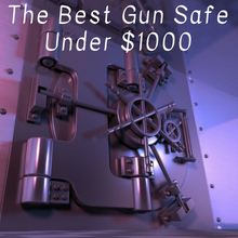 The Best Gun Safe Under 1000